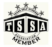 Texas Self Storage Association Member